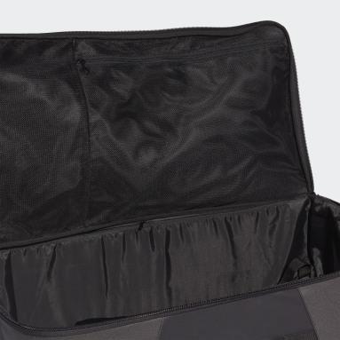 Sportowa torba na kółkach Czerń