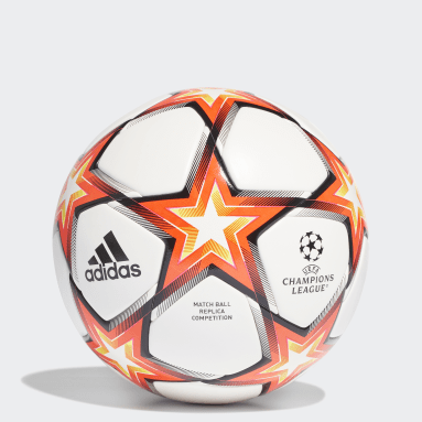 белый Футбольный мяч Лига чемпионов УЕФА Competition Pyrostorm