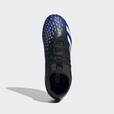 Calzado de Fútbol Predator.4 S Multiterreno Azul Niño Fútbol