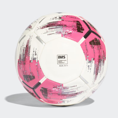 Fodbold Hvid Team Artificial Turf bold