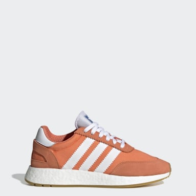 Women Originals Orange I-5923 Shoes
