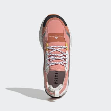 Women adidas by Stella McCartney Orange adidas by Stella McCartney Outdoorboost 2.0 COLD.RDY Shoes