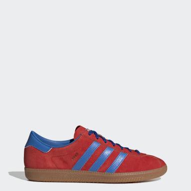 Originals Rød Rouge sko