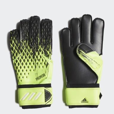 Football Green Predator 20 Match Goalkeeper Gloves