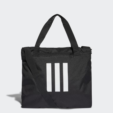Sportswear Zwart Essentials 3-Stripes Schoudertas