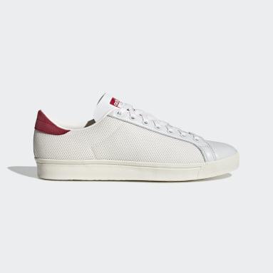 Originals White Rod Laver Vintage Shoes