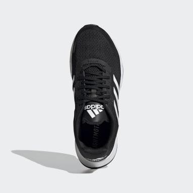 ผู้หญิง วิ่ง สีดำ รองเท้า Duramo SL