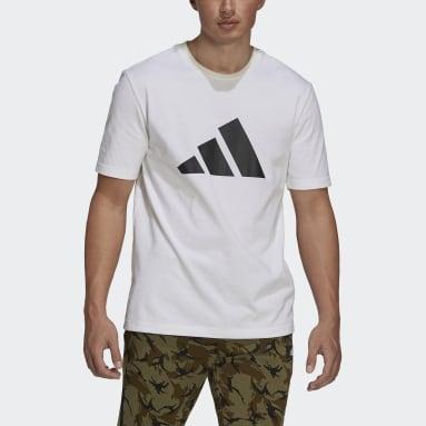 T-shirt adidas Sportswear Future Icons Logo Graphic Bianco Uomo Sportswear