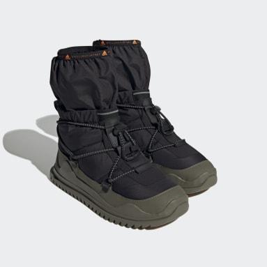 Women adidas by Stella McCartney Black adidas by Stella McCartney Winter COLD.RDY Boots