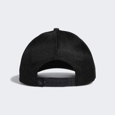 Men's Golf Black SD Golf Trucker Hat