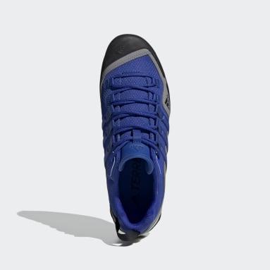 Chaussure d'approche Terrex Swift Solo Bleu Femmes TERREX