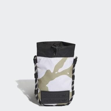 Originals สีขาว กระเป๋าเฟสติวัลพิมพ์ลายทั้งใบ R.Y.V.