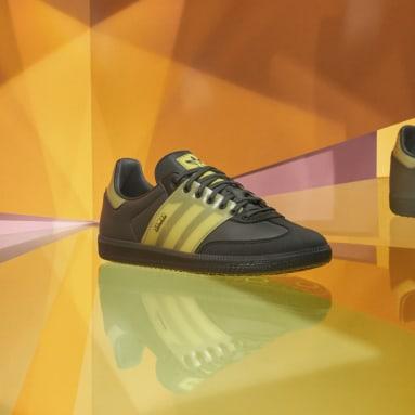 Originals Grå Samba OG sko