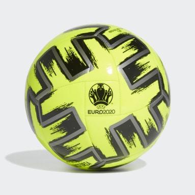 Pallone Uniforia Club Giallo Calcio