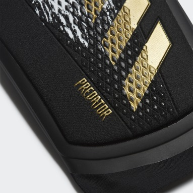 Espinilleras Predator 20 Pro (UNISEX) Negro Fútbol