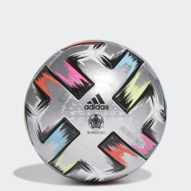 Futbal strieborná Lopta Uniforia Finale Pro