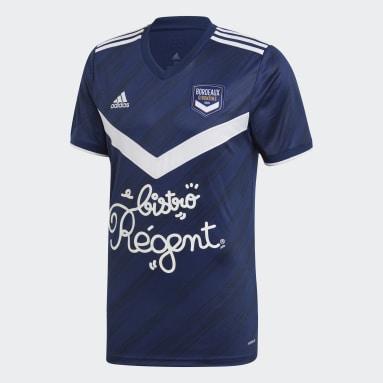 Camiseta primera equipación FC Girondins de Burdeos 20/21 Azul Niño Fútbol