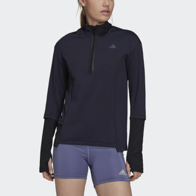 Women's Running Black COLD.RDY Running Cover-Up