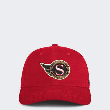 Men Hockey Multi Senators Slouch Semi-Fitted Cap