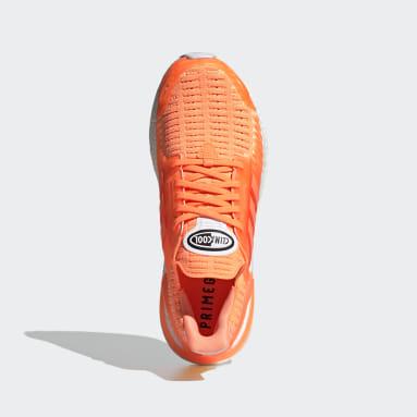 Running Orange Ultraboost DNA CC_1 Shoes