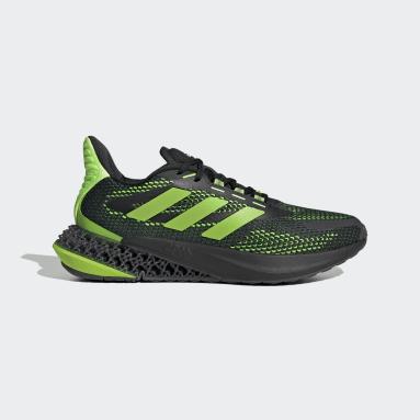 Chaussure adidas 4DFWD Pulse Noir Running