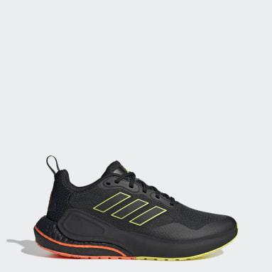 Running Black Alphalava Shoes