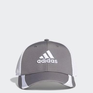 Men Golf Grey Tour Radar Cap