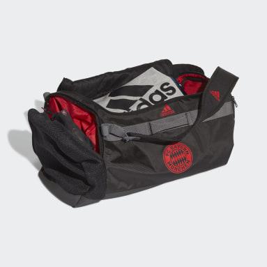 Football Black FC Bayern Duffel Bag Medium