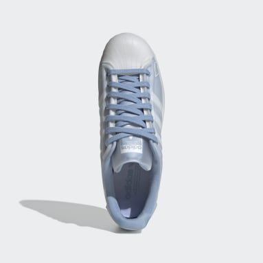 Originals Superstar Futureshell Schuh Blau