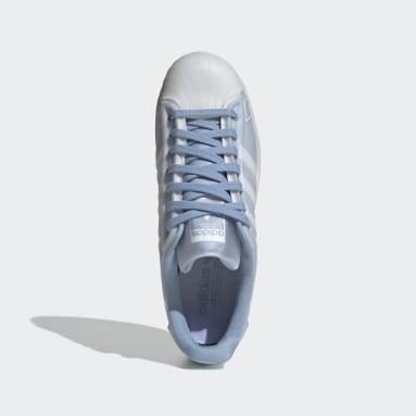 Zapatilla Superstar Futureshell Azul Originals