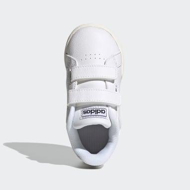 Tenis Roguera (UNISEX) Blanco Niño Diseño Deportivo