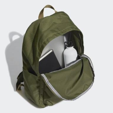 зеленый Рюкзак Adicolor Classic