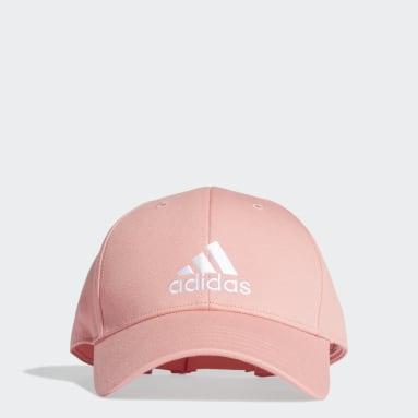 Volleyball Pink Baseball Cap