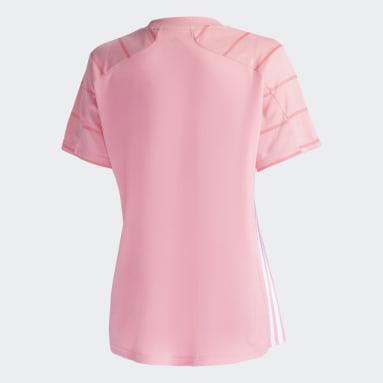 Camisa Outubro Rosa São Paulo FC Feminina Rosa Mulher Futebol