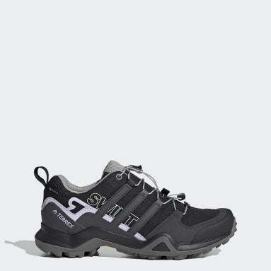 Women TERREX Black Terrex Swift R2 GORE-TEX Hiking Shoes