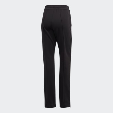 Women Y-3 Black Y-3 CL Fitted Tracksuit Bottoms