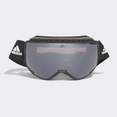 Skiing Black Snow Goggles SP0039