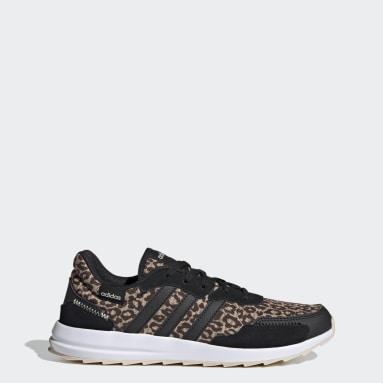 Women's sport_inspired Beige Retrorun Shoes
