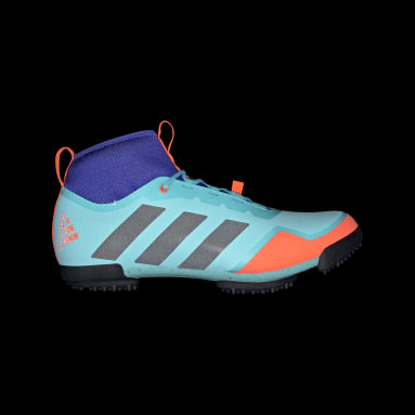 Cycling Turquoise The Gravel Cycling Shoes