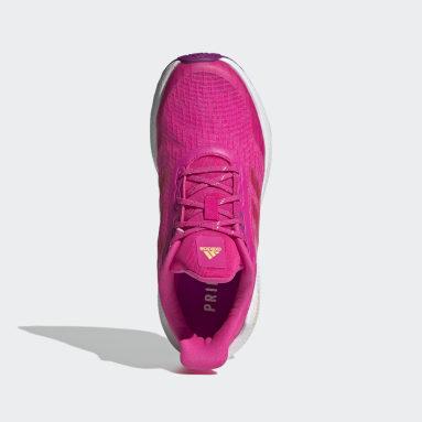 Kinder Running EQ21 Schuh Rosa