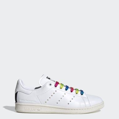 adidas by Stella McCartney White Stella Stan Smith Shoes
