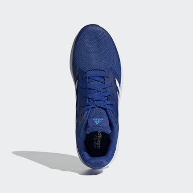 Men Running Blue Galaxy 5 Shoes