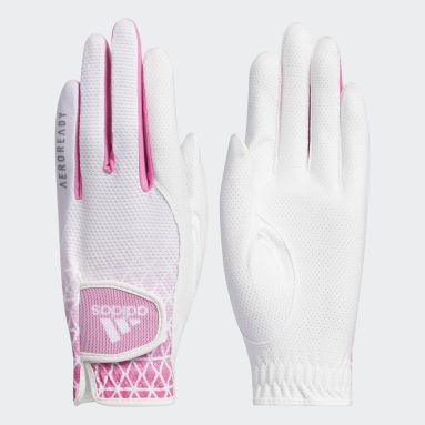 Women Golf White Glove