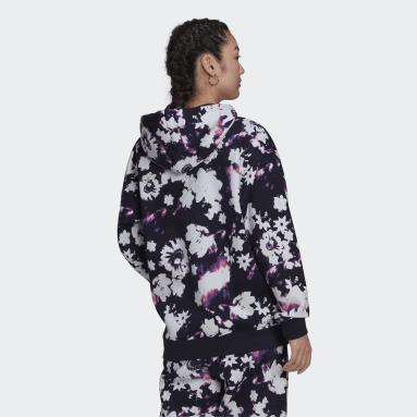 Sudadera con capucha Multicolor Mujer Originals
