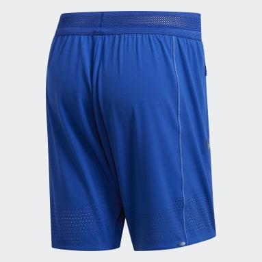 Shorts HEAT.RDY 7-Inch Azul Hombre Yoga