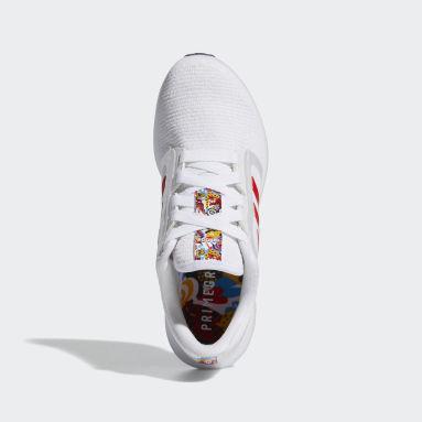 Frauen Running Edge Lux 4 Schuh Weiß