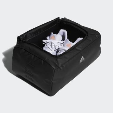 Men Golf Black Primegreen Shoe Bag