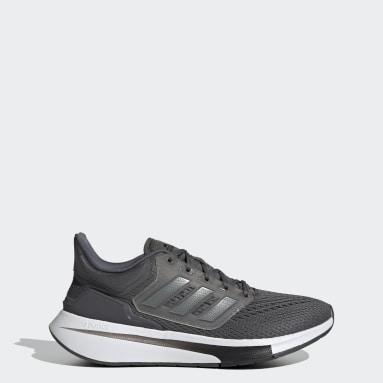 Women Running Grey EQ21 Run Shoes