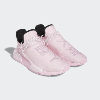 HU NMD Shoes Różowy