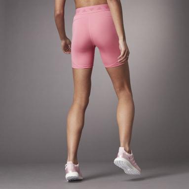 Hyperglam Tight Shorts Różowy